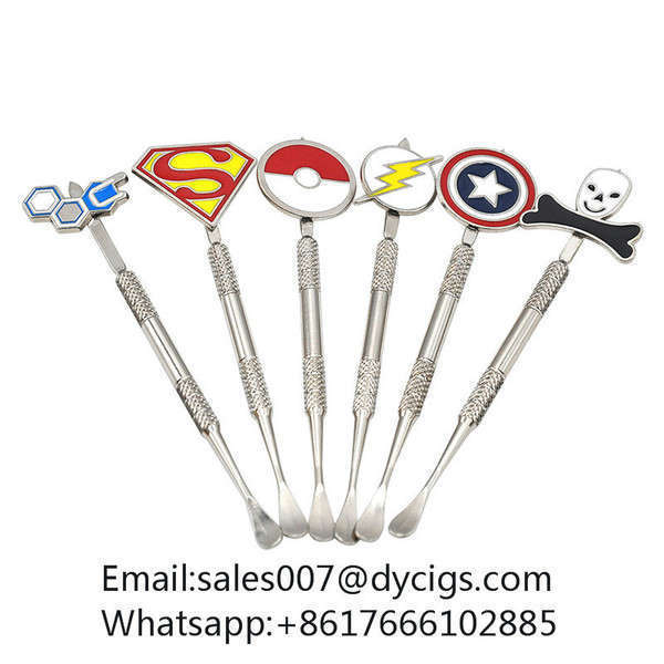 Wax dabber tools
