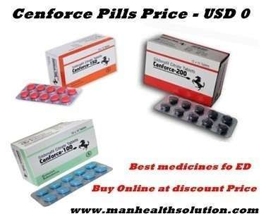 Cenforce pills price   usd 0